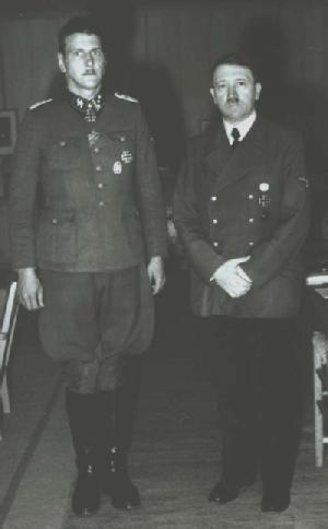 America's 41st President a Nazi? Hitlerotto
